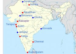 Narora nuclear power plant in india map from suratdiaries 5