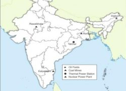 Narora nuclear power plant in india map from topperlearning 10