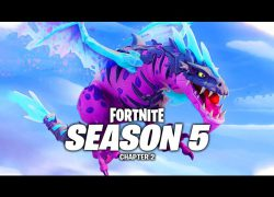 New fortnite map chapter 2 season 5 from youtube 3
