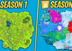 New fortnite map chapter 2 season 5 from youtube 5
