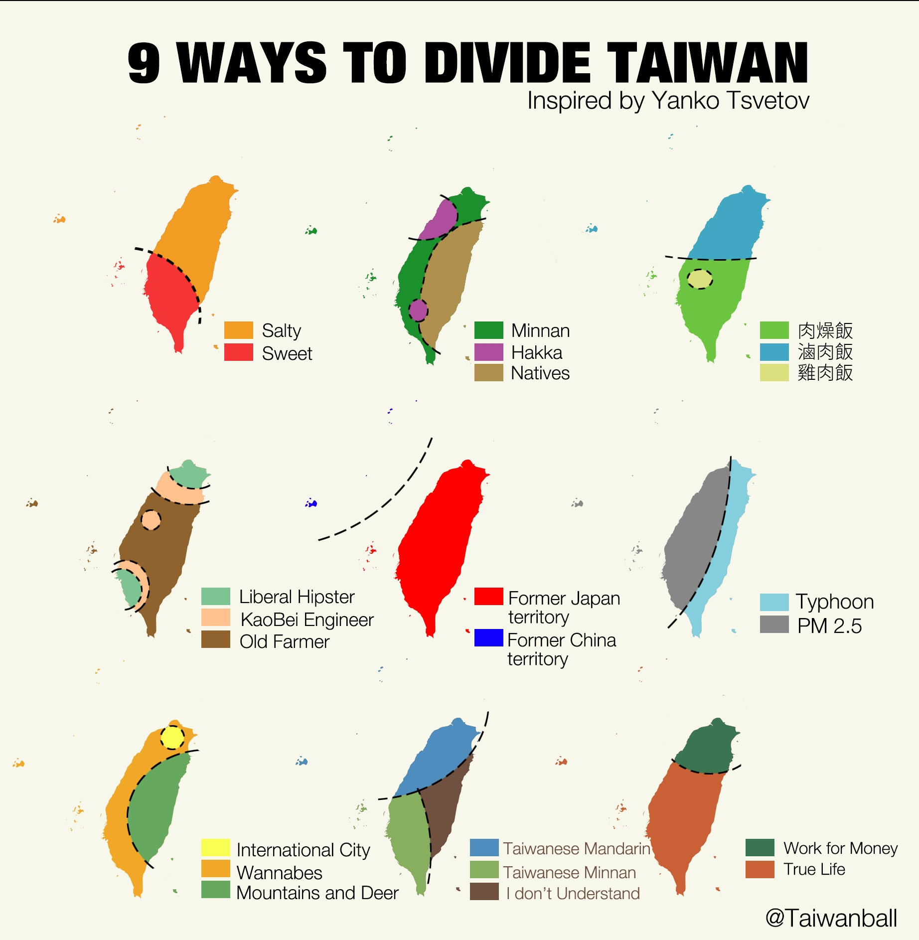 Taiwan Map From Taiwannews 5