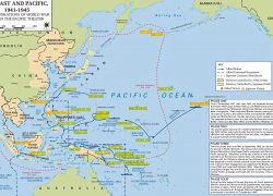 World war 2 in the pacific map from emersonkent 3