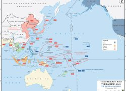 World war 2 in the pacific map from emersonkent 5