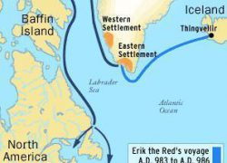 Leif erikson map from pinterest 6